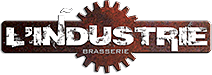 L'industrie - Logo footer